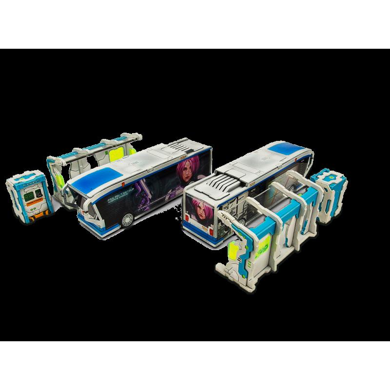 Micro art studio - District 5 Bus services