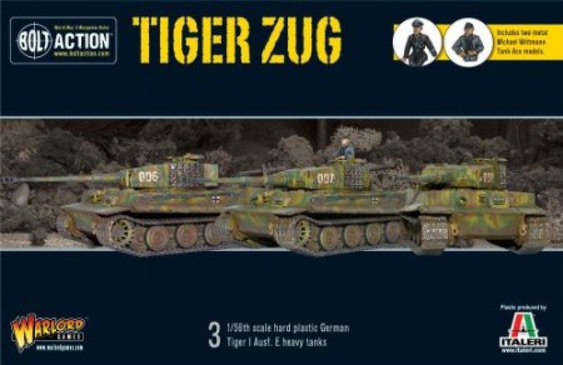 BA - GER - Tiger Zug