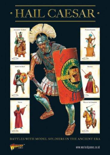 HC - Hail Caesar rulebook