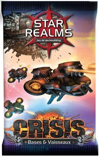 Star Realms - Crisis - Bases & Vaisseaux