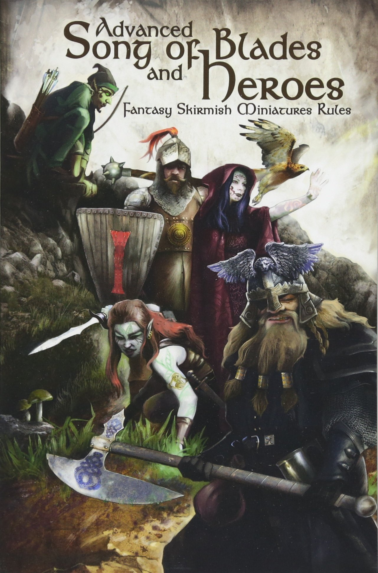 Advenced Song of Blades and Heroes (Rulebook)