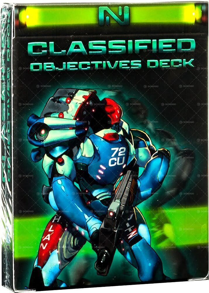 Infinity - Classified Objectives Deck