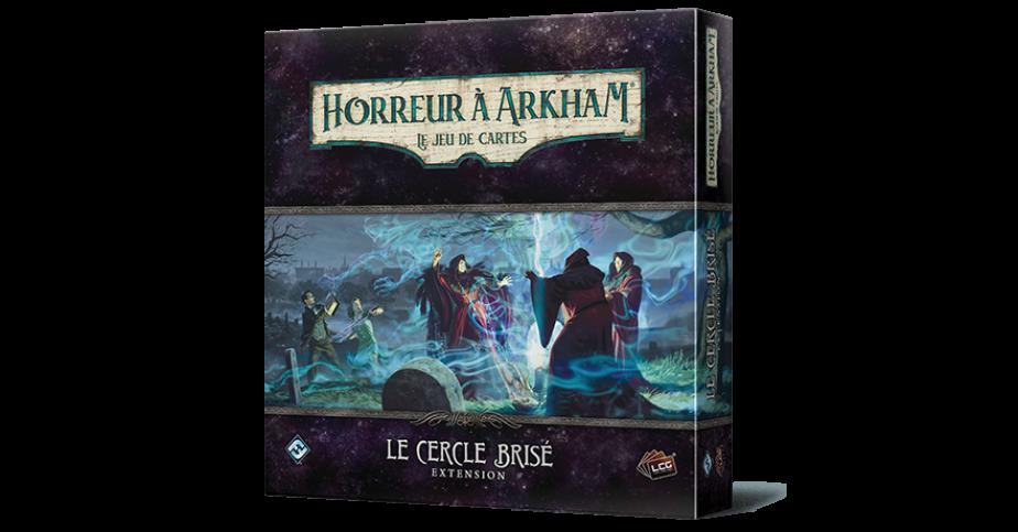 Horreur à Arkham JCE - Le Cercle brisé