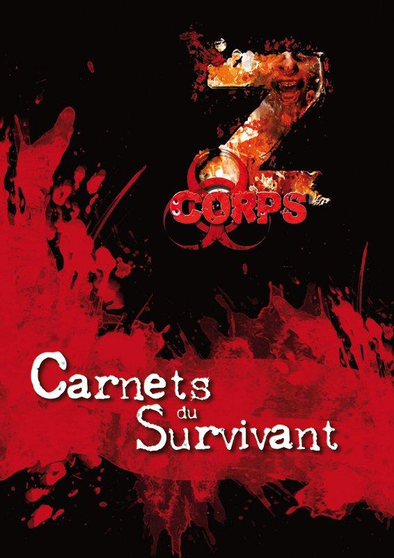 Z-Corps : Carnet du survivant