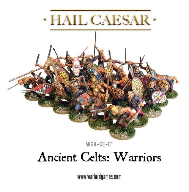 HC - Celtic warriors