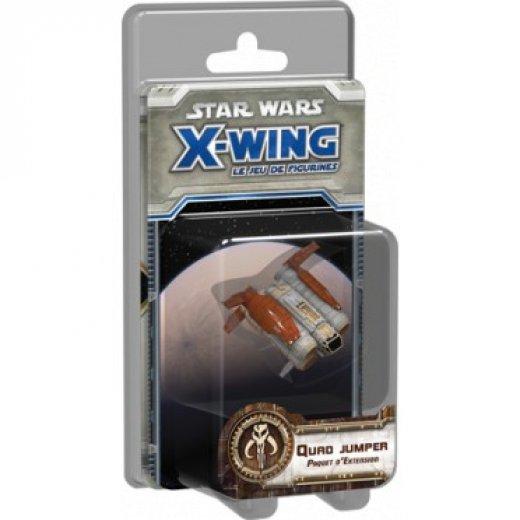 X-wing: Quad jumper