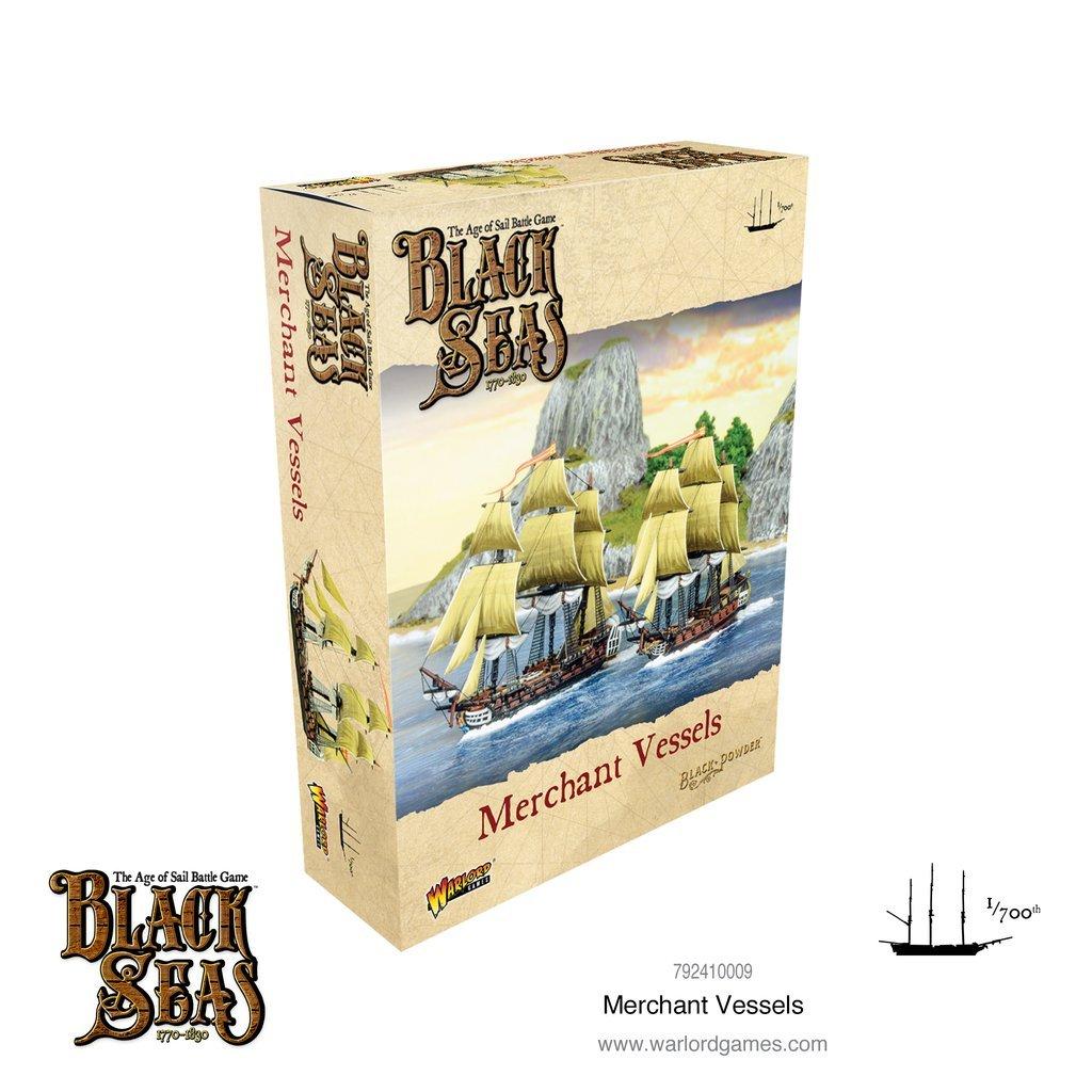 Black seas : Merchant vessels