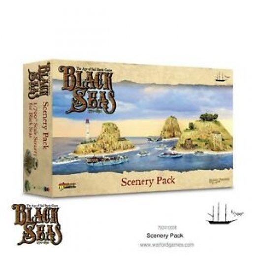 Black seas : Scenery Pack