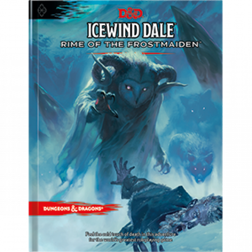 D&D next - IceWind Dale