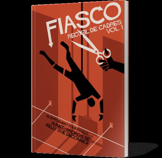 Fiasco - Recueil de cadres vol.1