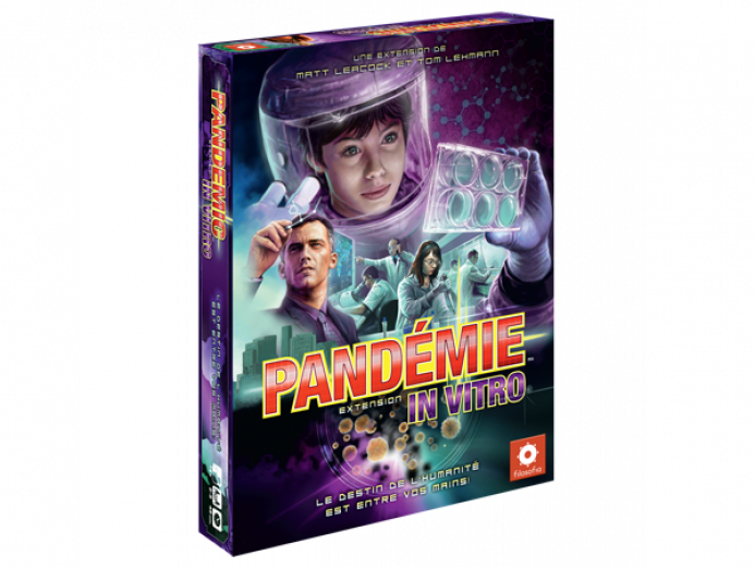 Pandemic : In Vitro (ext. 2)