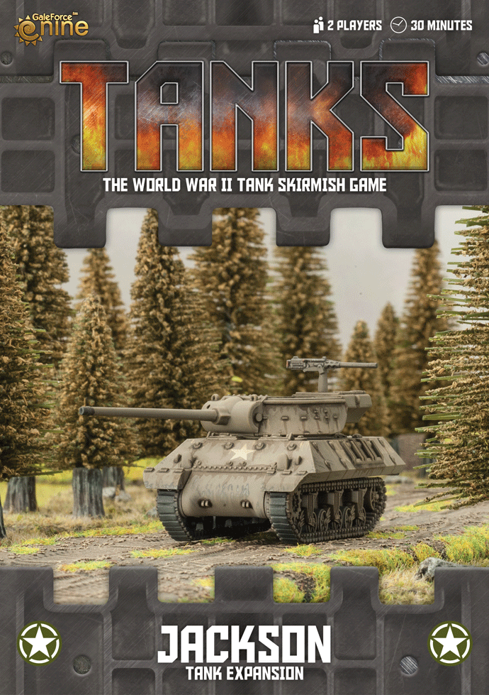 Tanks - Jackson EN
