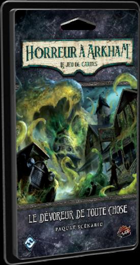 Horreur à Arkham JCE - Le Dévoreur de toute chose