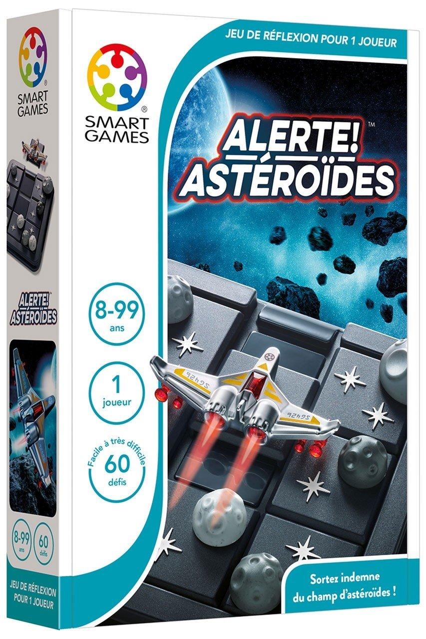 Alerte Astéroides (asteroid escape)