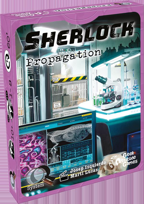 Sherlock Q system : Propagation