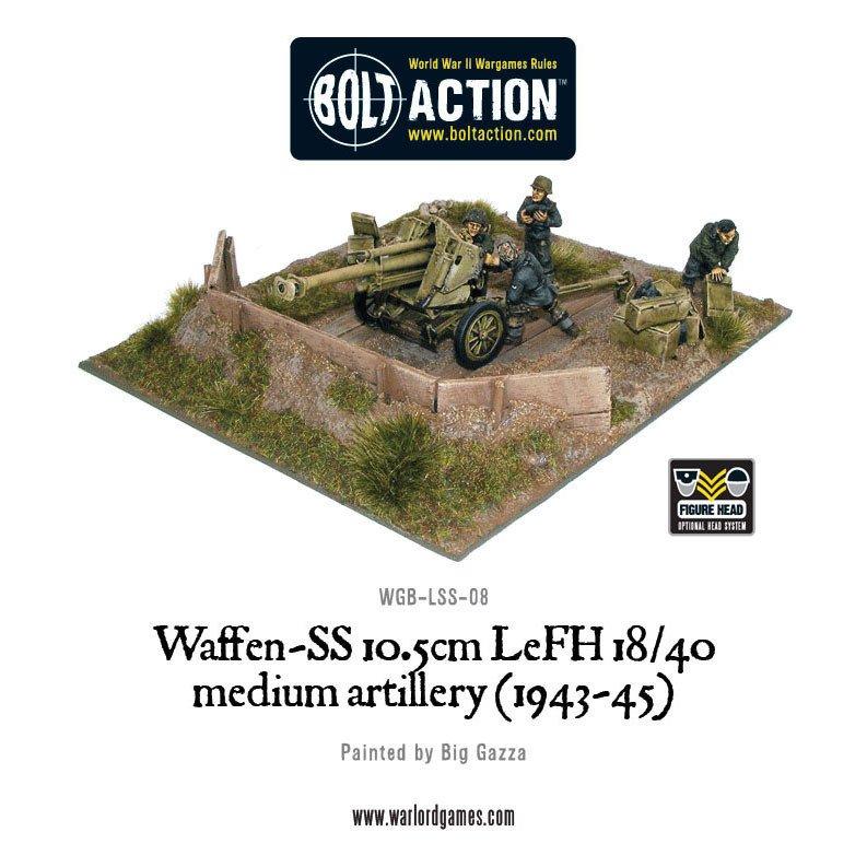 BA - German - Waffen-SS