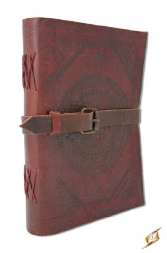 Journal en Cuir Grand (Leather Diary - Large)