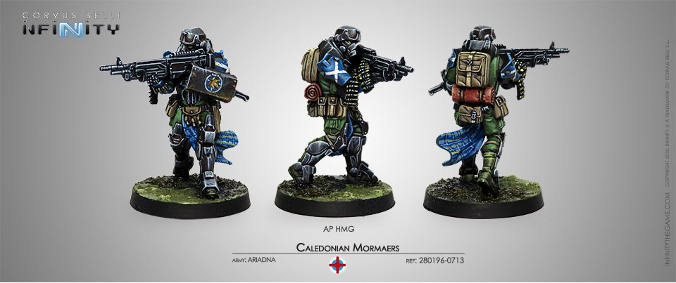 INF - Caledonian mormaers