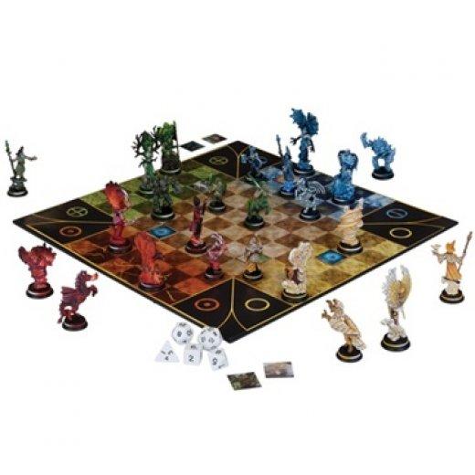 LOKA Complete boardgame
