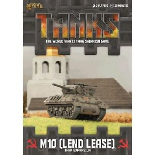 Tanks - M10 (lend lease) EN