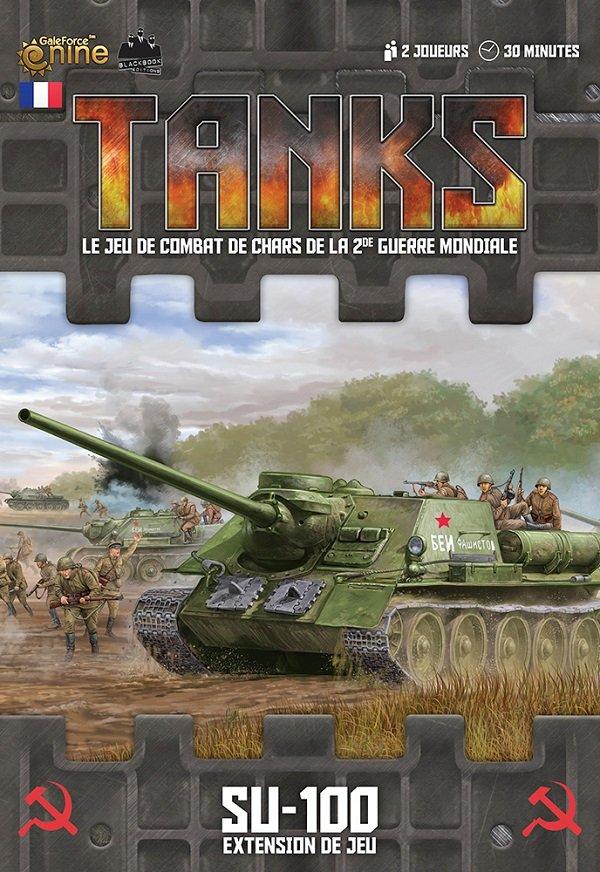 Tanks - Su-100