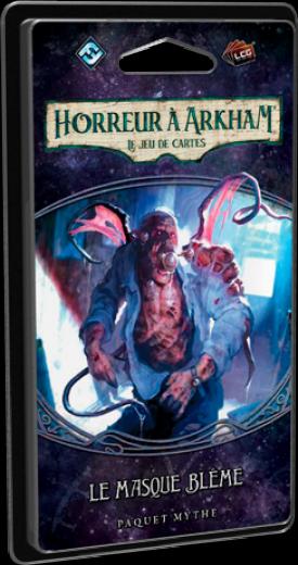 Horreur à Arkham JCE - Le masque blême