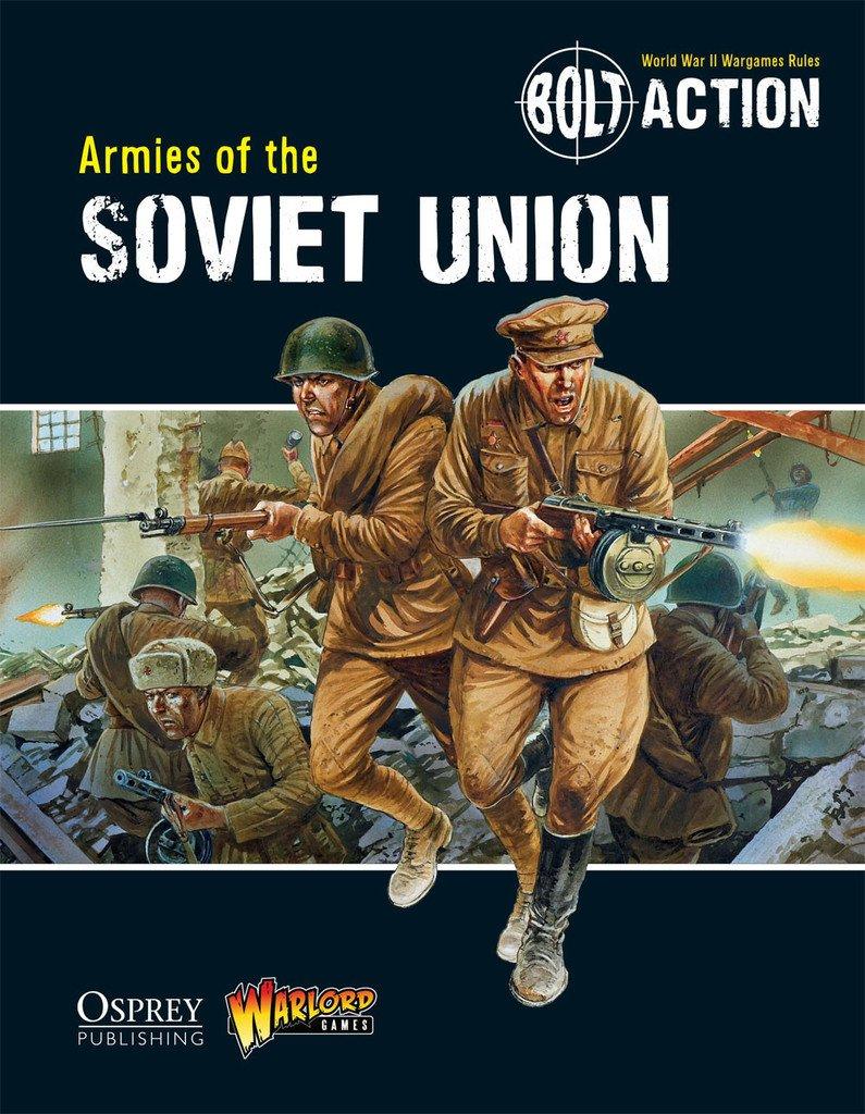 BA - Armies of the soviet union rulebook