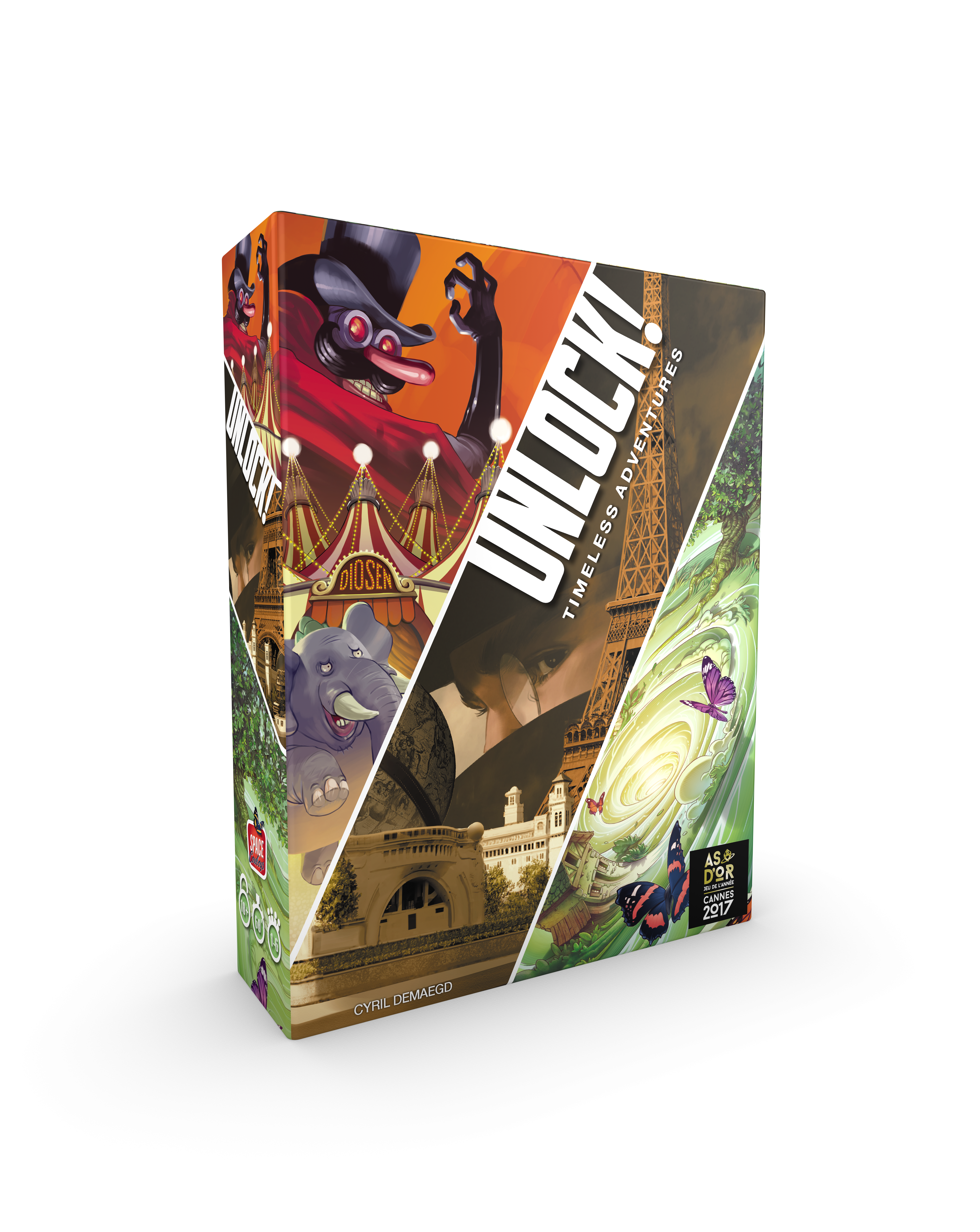 Unlock! 6 : Timeless Adventures