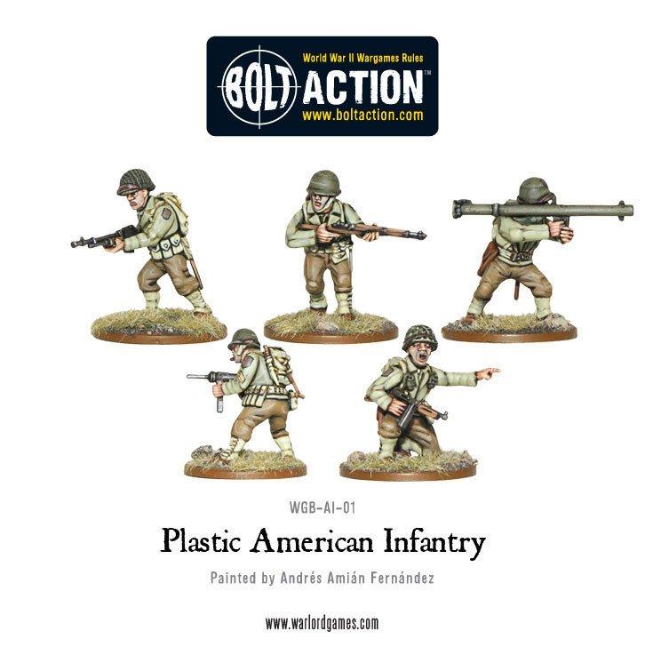BA - US - American infantry