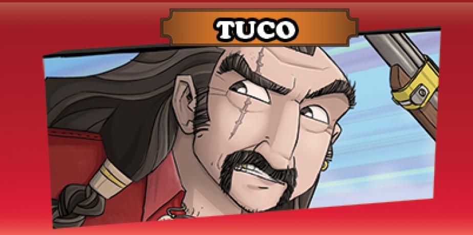 Colt express : Bandits Tuco (Extension)