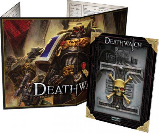 Deathwatch: Kit du Meneur