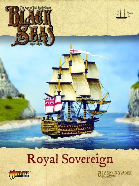 Black seas : HMS Royal Sovereign
