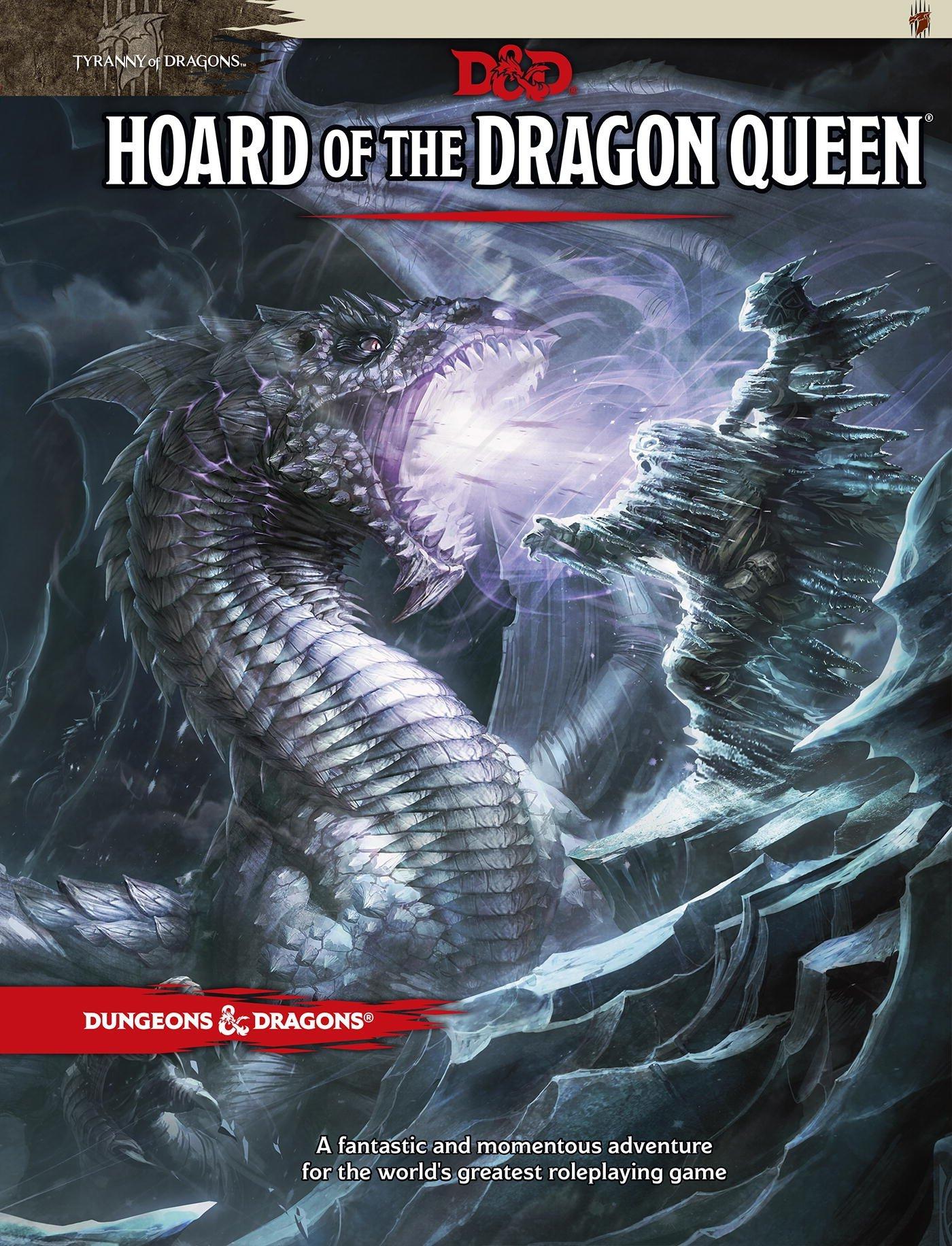 D&D Next - Hoard of the Dragon Queen