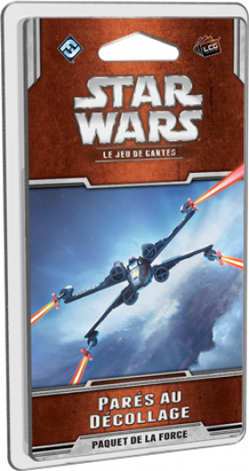 Parés au Décollage (Star Wars JCE)