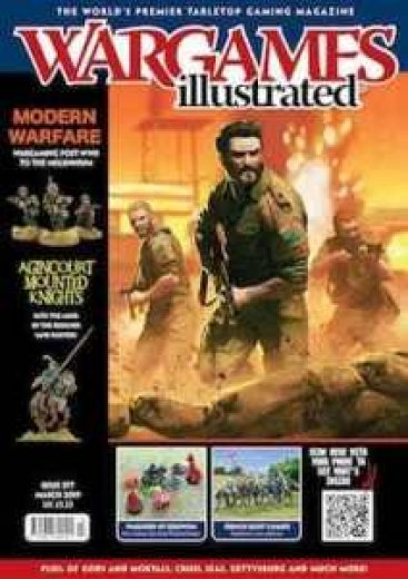 Wargames illustrated 377 (march 2019)