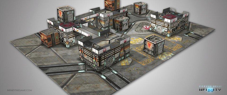 INF - Kurage Station Scenery Pack