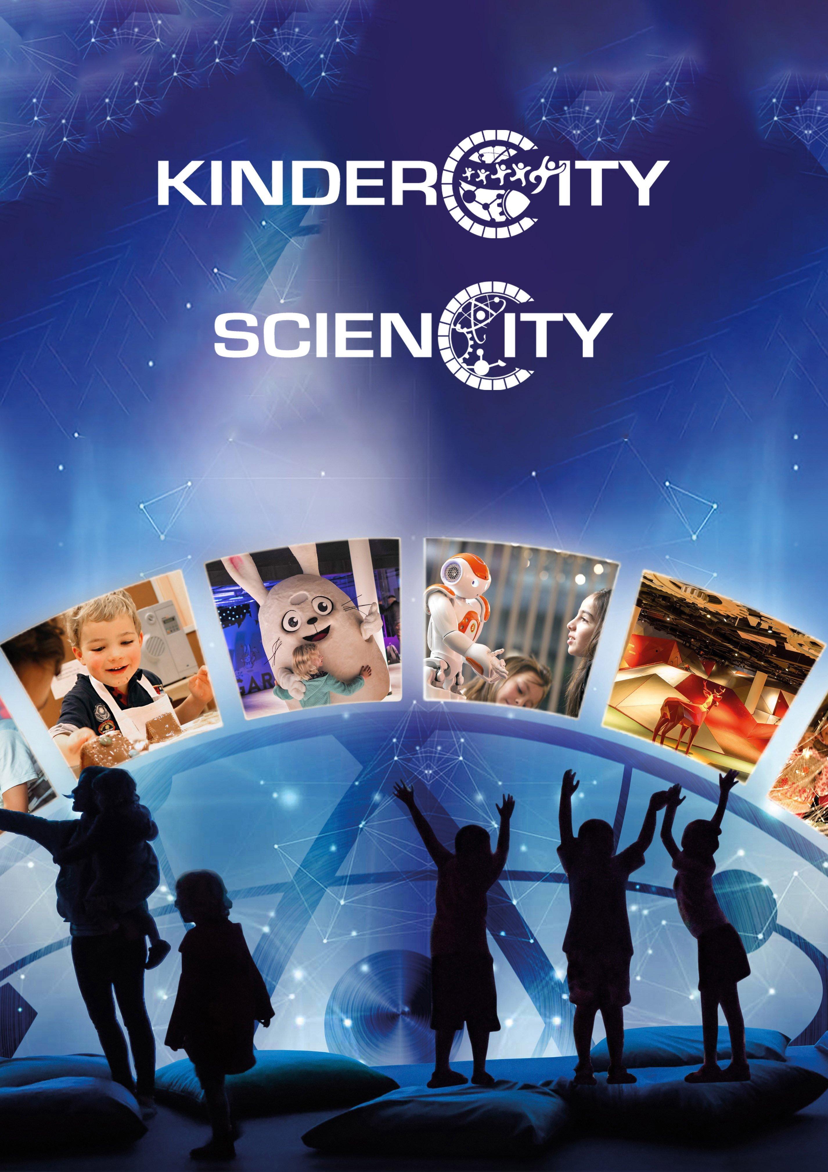 Kindercity - Sciencity