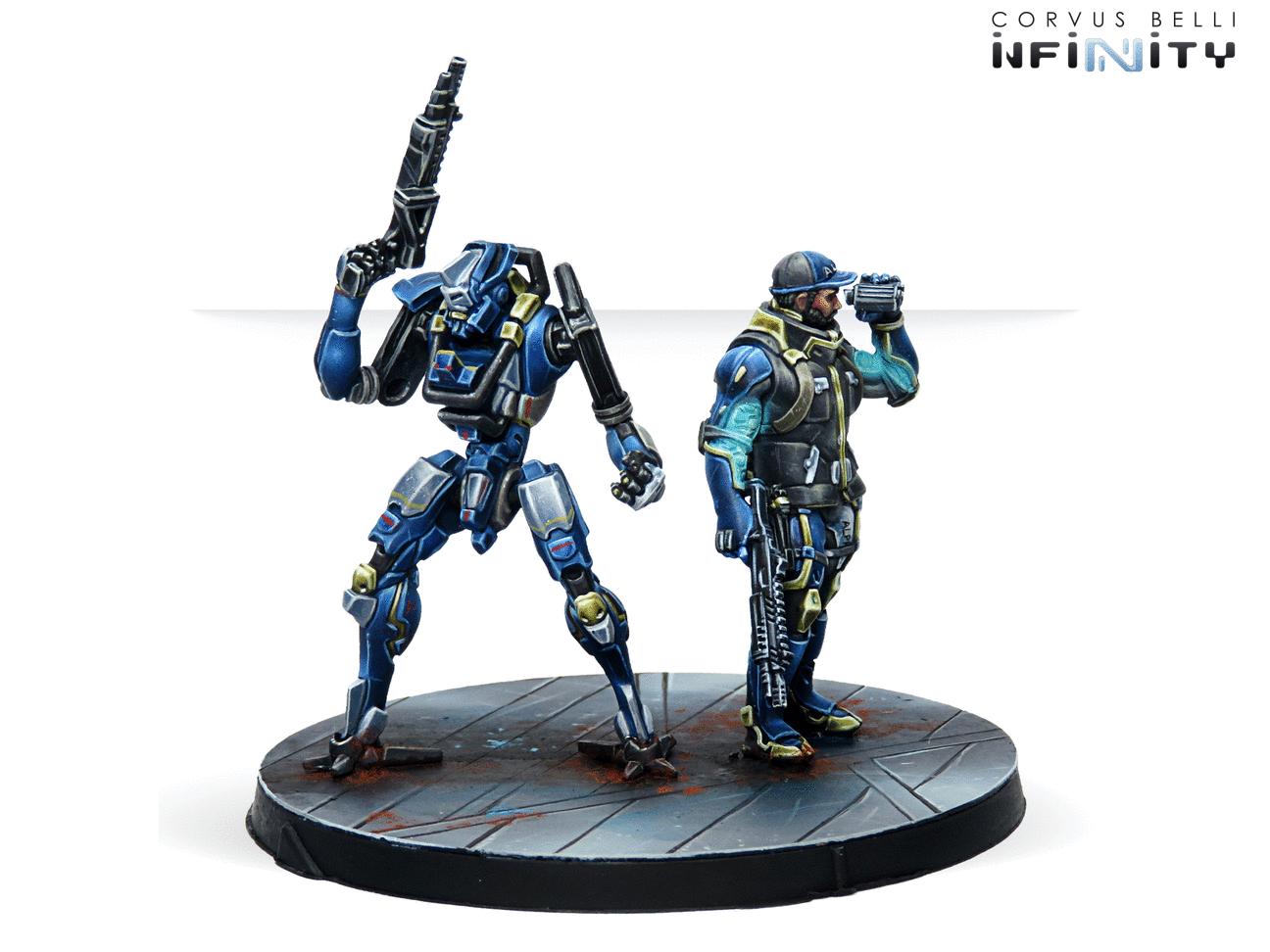 INF - O-12 - Alpha Unit