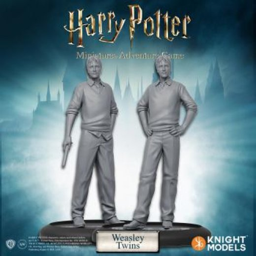 Harry Potter Miniatures - Weasley twins