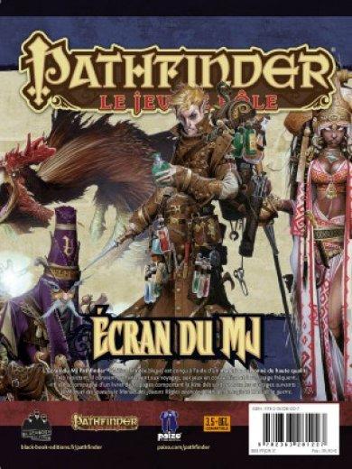 Ecran du MJ (édition limitée) (Pathfinder)