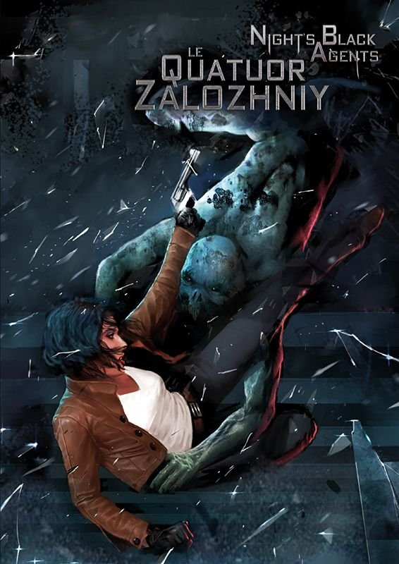 Night Black Agency - Le Quatuor Zalozhniy