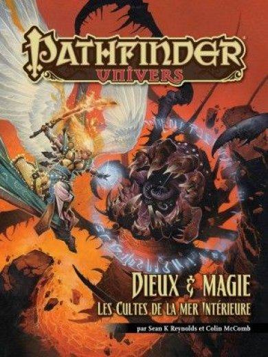 PF Dieux & magie (couverture rigide)