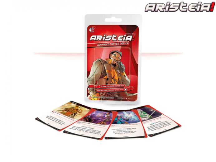Aristeia - Advanced tactics decks (FR)