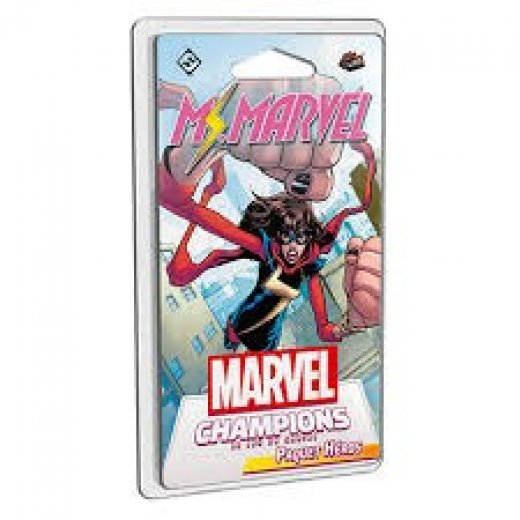 Marvel Champions - MS Marvel