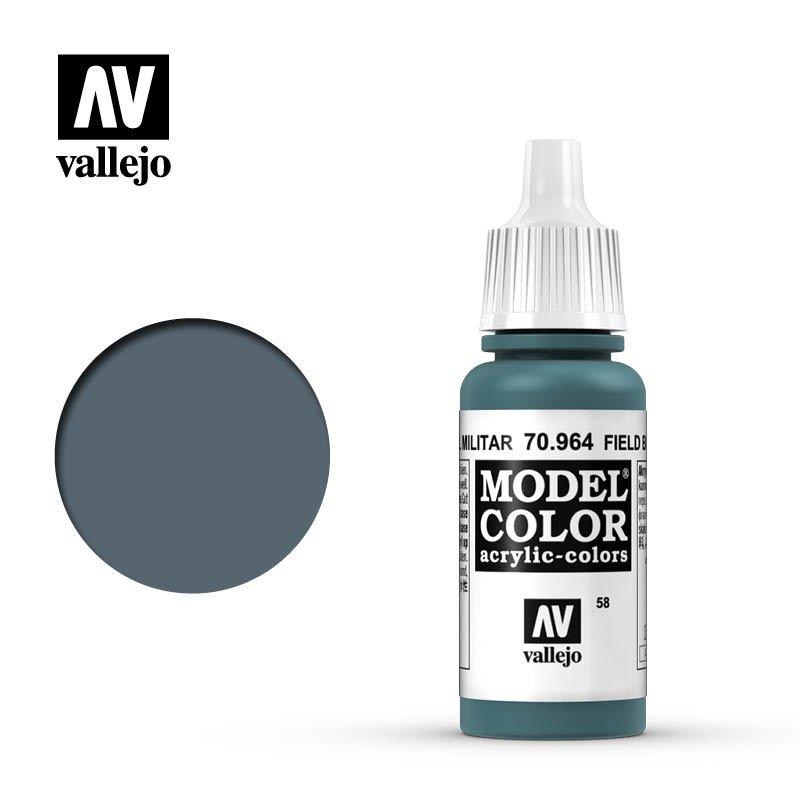 Model color - Field Blue