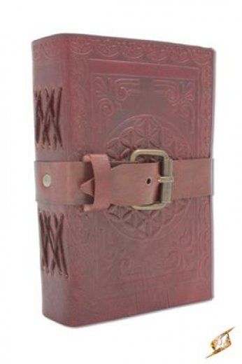 Journal en Cuir Petit (Leather Diary - Small)