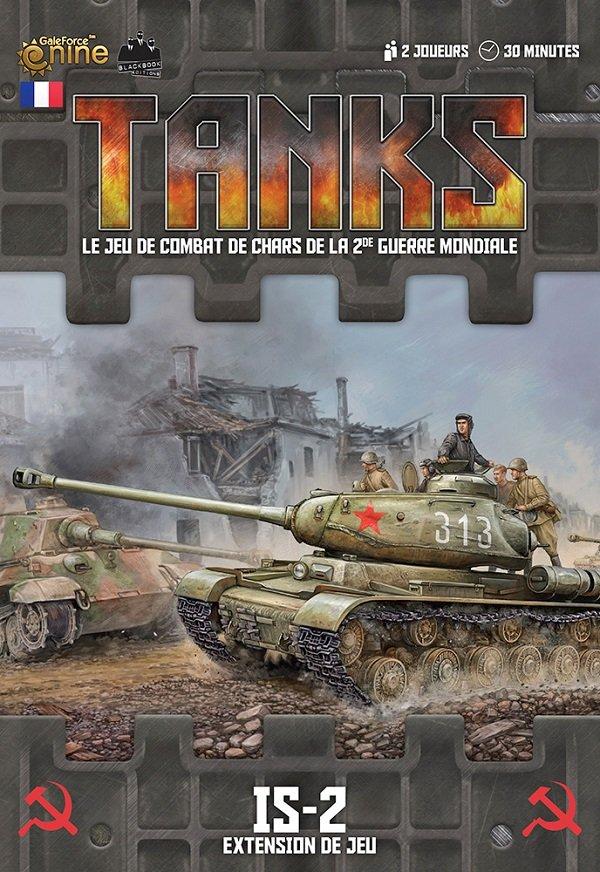 Tanks - IS-2