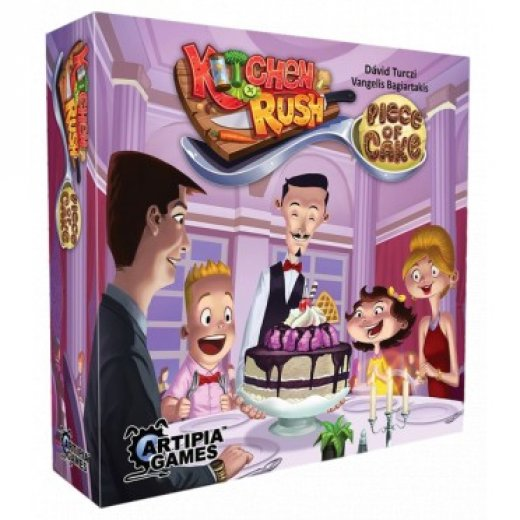 Kitchen Rush : Piece of cake (FR)