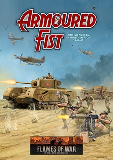 FoW - Armoured Fist book