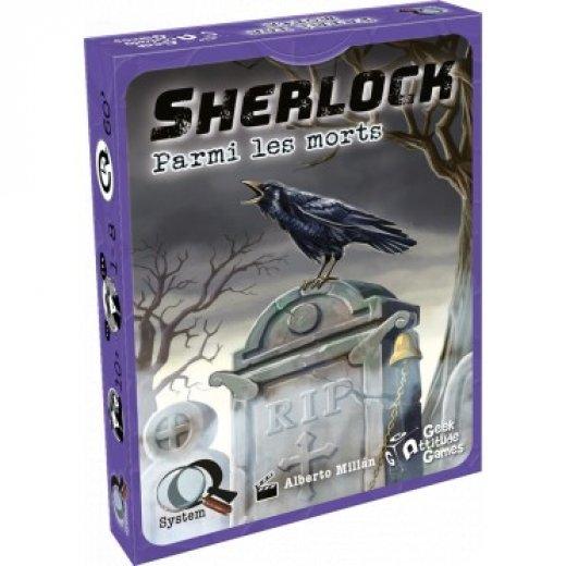 Sherlock Q system : Parmi les morts